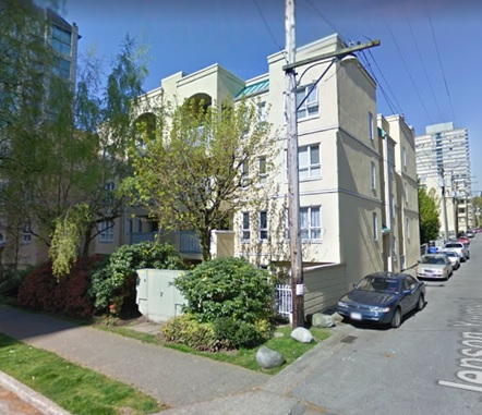 1125 Gilford Street, Google Streets; searched February 24, 2019; image dated April 2009.