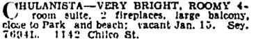 Vancouver Province, January 9, 1933, page 12, column 5.