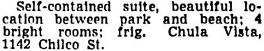Vancouver Sun, November 24, 1950, page 51, column 2.