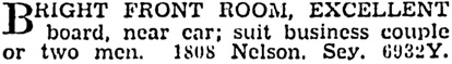 Vancouver Sun, March 21, 1936, page 17, column 7.