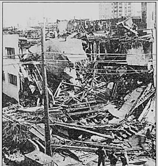 Vancouver Province, April 7, 1985, page 3, columns 1-3.