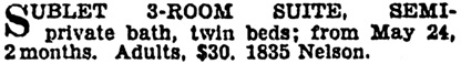 Vancouver Province, May 12, 1936, page 16, column 3.