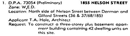 Vancouver Sun, April 10, 1976, page 13, columns 1-2.