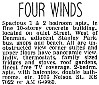 Vancouver Sun, February 27, 1959, page 38, column 6.
