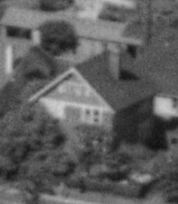 1911 Nelson Street; detail from First Beach, 1954; BO-54-211; http://vintageairphotos.com/bo-54-211/.