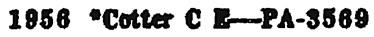 British Columbia and Yukon Directory, 1942, page 1237 (Comox Street).