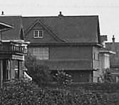 1991 Nelson Street, about 1915; detail from Nelson Street, Vancouver City Archives, Str P181.2; https://searcharchives.vancouver.ca/nelson-street-vancouver.