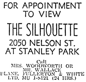 Vancouver Sun, December 12, 1963, page 56, column 4.