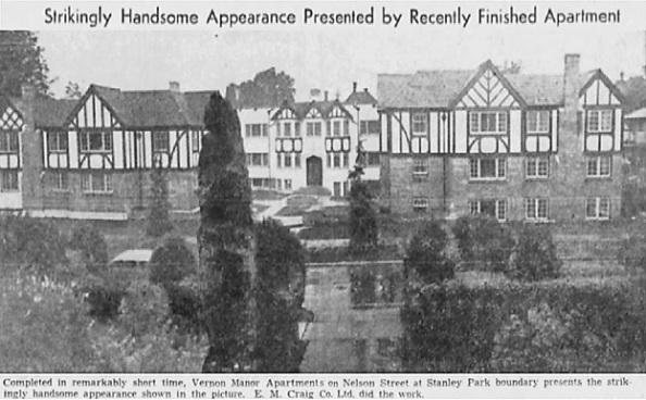 Vancouver Sun, September 23, 1939, page 26, columns 5-8.