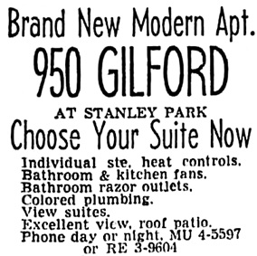 Vancouver Sun, August 20, 1959, page 36, column 1.