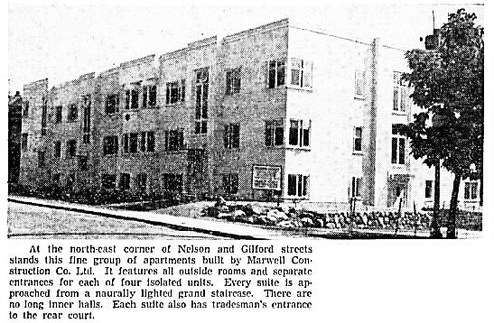 Vancouver Sun, August 31, 1940, page 25, columns 5-7.