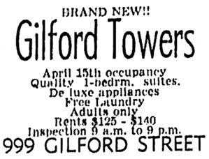 Vancouver Sun, March 23, 1967, page 46, column 6.