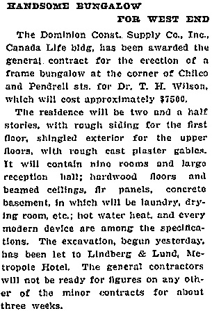 Daily Building Record, April 18, 1912, page 1, column 3; https://open.library.ubc.ca/collections/bcnewspapers/xdbr/items/1.0177343#p0z0r0f: