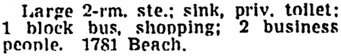 Vancouver Sun, May 5, 1952, page 27, column 5.