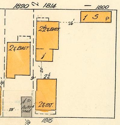1815 Alberni Street, detail from Goad's Atlas of Vancouver, Volume 1, Plate 48 [Denman Street to Georgia Street to Chilco Street to Haro Street]; https://searcharchives.vancouver.ca/plate-48-denman-street-to-georgia-street-to-chilco-street-to-haro-street.