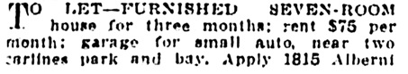 Vancouver Province, May 23, 1911, page 30, column 1.
