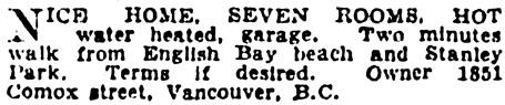 Calgary Herald, November 17, 1928, page 13, column 1.