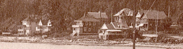 2000 Block of Beach Avenue, south side; detail from View of English Bay Beach from the foot of Harwood Street, 1902; Vancouver City Archives; Be P5.1; https://searcharchives.vancouver.ca/view-of-english-bay-beach-from-foot-of-harwood-street.