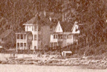 2030 Beach Avenue, 2024 Beach Avenue and 2020 Beach Avenue; detail from View of English Bay Beach from the foot of Harwood Street, about 1902; Vancouver City Archives; Be P5.1; https://searcharchives.vancouver.ca/view-of-english-bay-beach-from-foot-of-harwood-street.