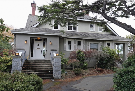 House Beautiful: Three houses bound for demolition get new life, by Grania Litwin, Victoria Times Colonist, February 23, 2019; https://www.timescolonist.com/homes/house-beautiful-three-houses-bound-for-demolition-get-new-life-1.23641591.