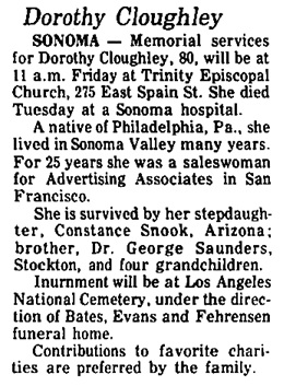 The Press Democrat (Santa Rosa, California), March 23, 1983, page 11, column 5