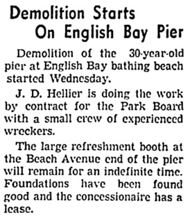 Vancouver Sun, February 3, 1939, page 7, column 8.