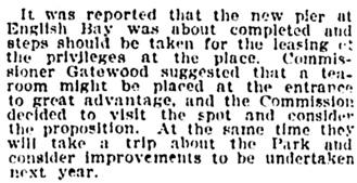 Vancouver Province, November 14, 1907, page 14, column 3.