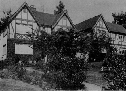 """""""It's Goodbye to Quiet, Tudor-Style Living for the Sad Tenants of Manor Gardens,"""" Vancouver Sun, September 30, 1977, page 47 (section 4)."""