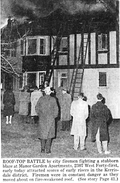 Vancouver Province, March 22, 1951, page 1, columns 3-4.