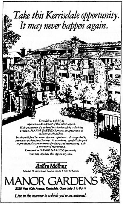 Vancouver Sun, June 30, 1979, page 56, columns 7-9.
