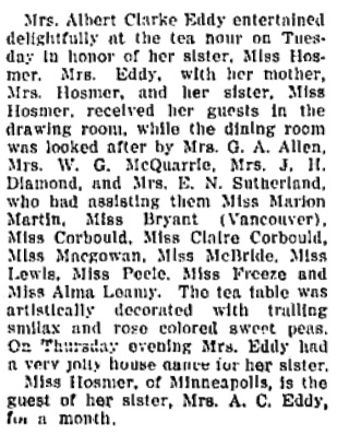 The Daily News (New Westminster); August 13, 1910, page 7, column 4; https://open.library.ubc.ca/collections/bcnewspapers/nwdn/items/1.0317400#p6z-2r0f: