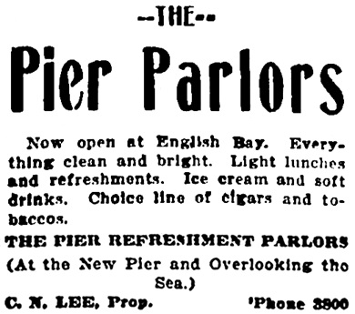 Vancouver Daily World, May 12, 1908, page 2, column 1.