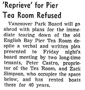 Vancouver Province, April 17, 1939, page 22, column 3.