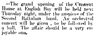 Vancouver Daily World, July 16, 1898, page 7, column 2.