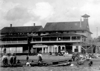The Pavilion and The Crescent, about 1901; detail from English Bay Beach; Vancouver City Archives; Be P97.2; https://searcharchives.vancouver.ca/english-bay-beach-12.