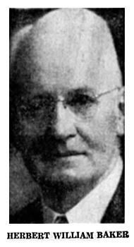 Herbert William Baker - Vancouver Sun - August 18 1959 - page 37 - column 8
