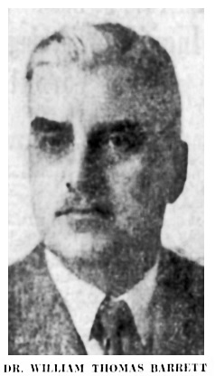 William Thomas Barrett - Victoria Daily Times - May 21 1936 - page 1 - column 7