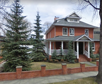 722 Riverdale Avenue SW - Calgary - Alberta - Google Streets - searched June 9 2020 - image dated April 2009