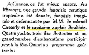 Boultbee - Numéro L'Étoile de l'A E F - journal hebdomadaire - October 10 1931 - page 5 - column 1