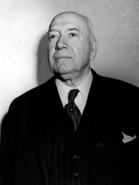 C M O'Brian - KC - Treasurer - BC Law Society - about 1947