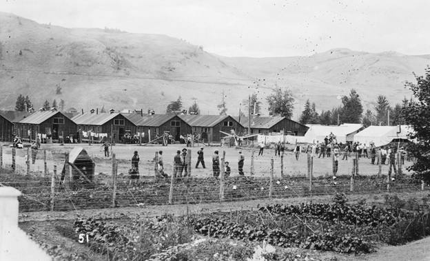Vernon internment camp - Greater Vernon Museum and Archives